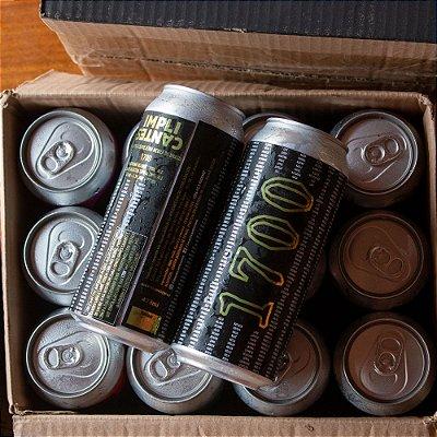 [12 latões] 1700 Blonde Ale