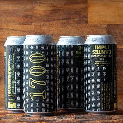 [8 latões] 1700 Blonde Ale