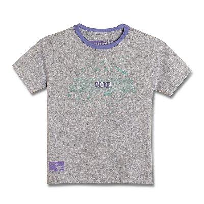 Camiseta Sideral Space Infantil Mescla