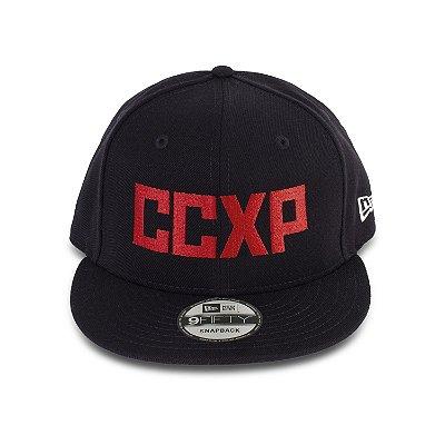 Boné CCXP Black