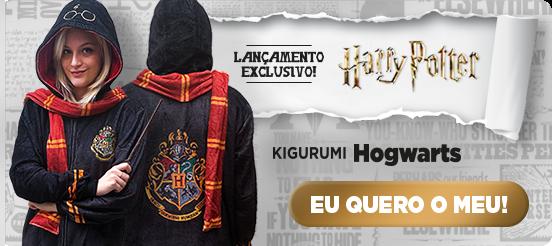Kigurumi Hogwarts