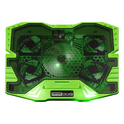 Master Cooler Gamer Verde com Led Warrior - AC292