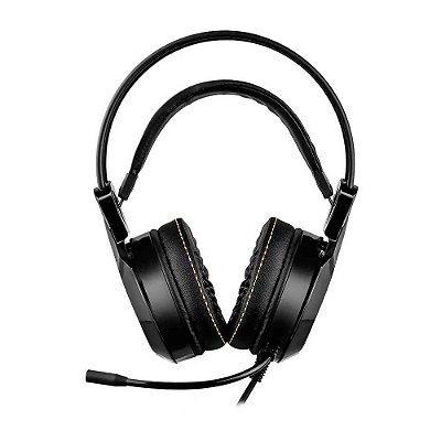 Fone de Ouvido Headset Gamer Thyra RGB 7.1 Com Vibração Pr