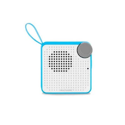 Caixa de Som Mini Bluetooth Speaker 5W Entrada Micro SD e Au
