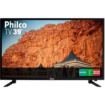 TV 39P PHILCO LED HD USB HDMI - PTV39N87D