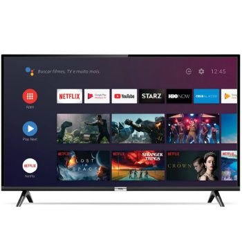TV 40P TCL LED SMART FULL HD HDMI USB - TV 40S6500FS TCL