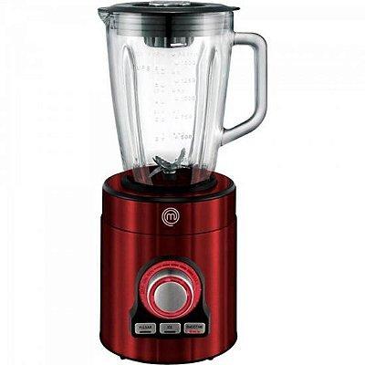 Liquidificador Premium 700W 220V LI3001V Vermelho MASTERCHEF