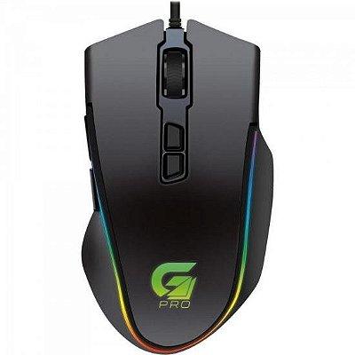 Mouse Gamer PRO M9 RGB Preto FORTREK