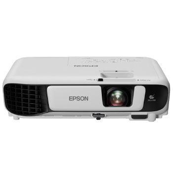PROJETOR EPSON POWERLITE S41  3 LCD SVGA 3300 LUME - V11H842