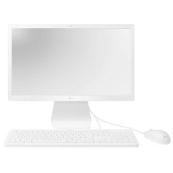 COMPUTADOR AIO LG 22V280 21,5 N4100 4GB HD500 W10 - CONLG003
