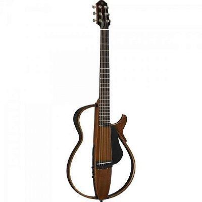 Violão Elétrico Aço SLG200S Silent Guitar Natural YAMAHA