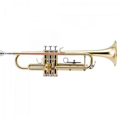 Trompete Bb HTR-335L Laqueado HARMONICS