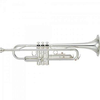 Trompete Bb YTR-2330S Prateado YAMAHA