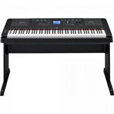 Piano Digital DGX-660 Preto YAMAHA