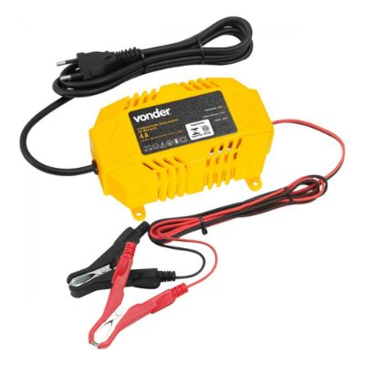 Carregador Inteligente de Baterias 20-70ah CIB070 220v Vonde