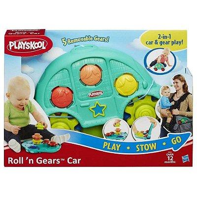 Carrinho de Engrenagens Playskool - Hasbro