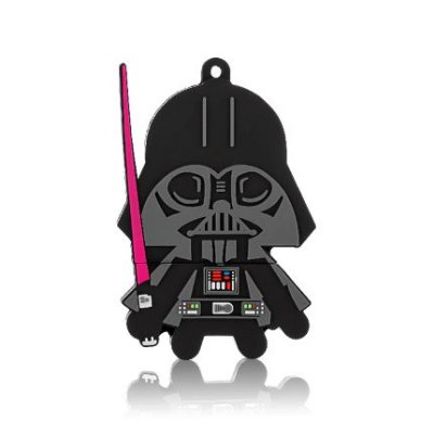 Pendrive Darth Vader Multilaser 8GB- PD035