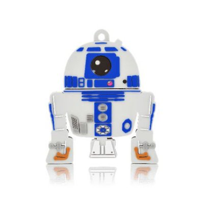 Pendrive R2D2 Multilaser 8GB- PD036