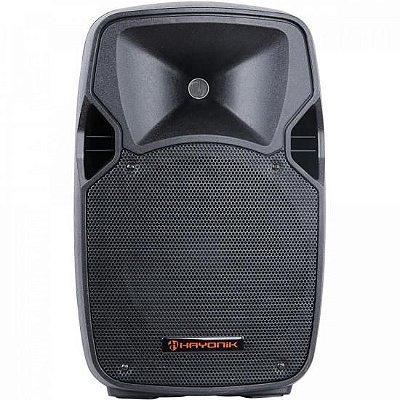 Caixa Acústica Ativa 160W CPA 10200 HAYONIK