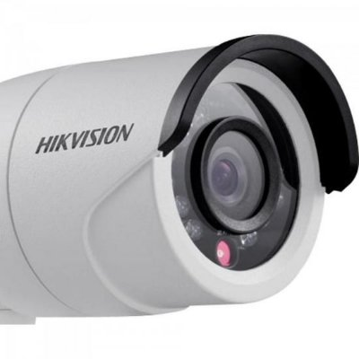 Camera Bullet HD-TVI-IR 1MP 20M 2.8mm DS-2CE16C0T-IR Branca