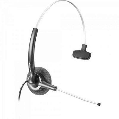 Fone Headset Stile Ccompact Black Preto FELITRON
