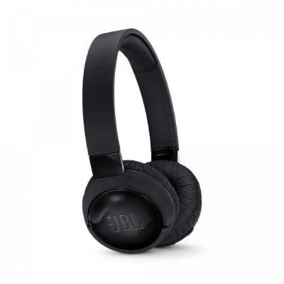 Fone de Ouvido Bluetooth On Ear Tune 600 Preto JBL