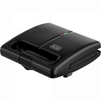 Grill e Sanduicheira GS750 220V BLACK & DECKER