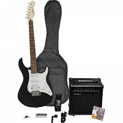 Kit Guitarra Gigmaker EG112GPII Preto YAMAHA