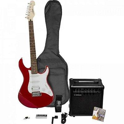 Kit Guitarra Gigmaker EG112GPII Vermelho YAMAHA