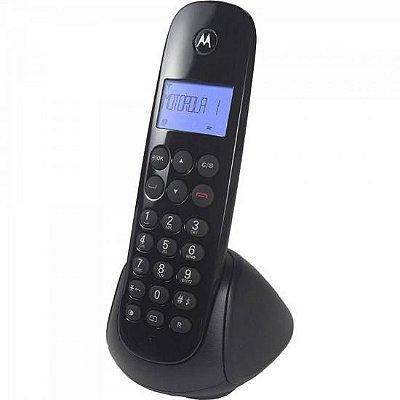 Telefone sem Fio Digital MOTO700 Preto MOTOROLA