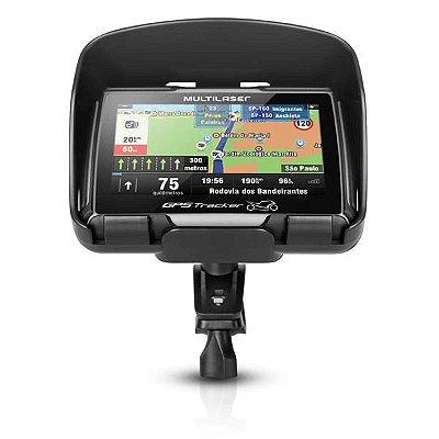 Gps Tracker 2 Para Moto - Tela 4.3´ T.Screen, A Prova D´Ag