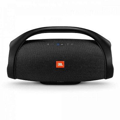 Caixa Multimídia Portátil Boombox Preta JBL