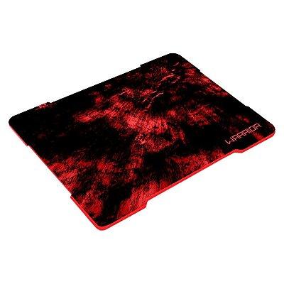 Mouse Pad Gamer Warrior Vermelho Multilaser - AC286