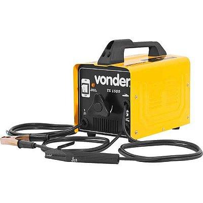 Maquina Transformador Vonder para Solda 150A TS-150 127V
