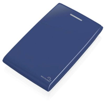 Multilaser Case p/ HD 2.5 Sata - GA117 Azul