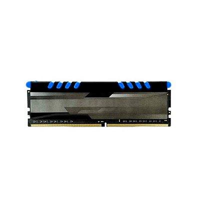 Módulo de Memória DDR4 com LED de 8GB Warrior - MM818