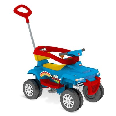 SuperQuad Passeio & Pedal - Bandeirante - 478