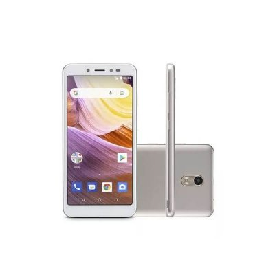 """Smartphone MS50G 3G 5,5"""" RAM 1GB Camera 8MP+5MP Android 8.1"""
