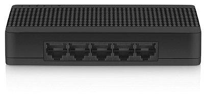 Switch Mini Multilaser Soho 5 Portas RE305