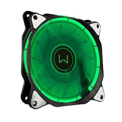 Cooler RGB Eclipe Ventoinha 1300 RPM +/-10% Warrior - GA152