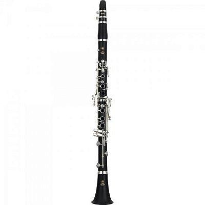 Clarinete Bb YCL-255 Preto YAMAHA