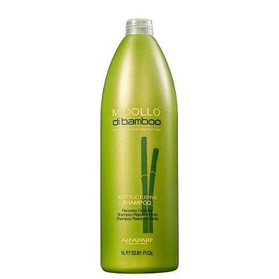 Alfaparf Shampoo Midollo Di Bamboo Reestruturação Capilar