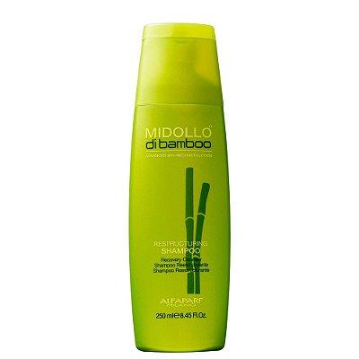 Shampoo Alfaparf Midollo Di Bamboo Reconstrução para Cabel