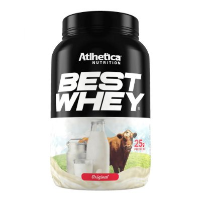 Best Whey - Sabor Original - Atlhetica Nutrition 900g