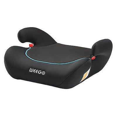 Assento Para Automóvel Turbooster - 22 até 36kg - Preto/Az