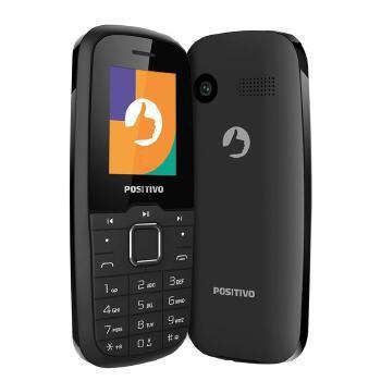 CELULAR POSITIVO FEATURE PHONE P-26 DUAL  - 11143991