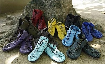 Sandalia artesanal