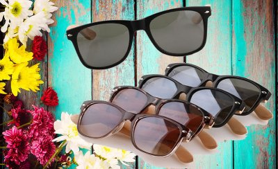 Óculos de Bambu