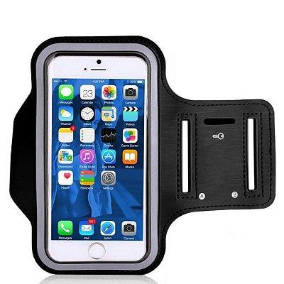 Braçadeira Porta Celular para Atividades Físicas 5.5 polegadas