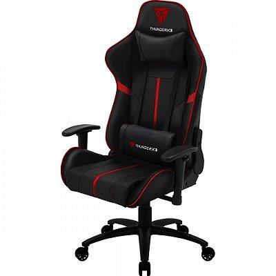 Cadeira Gamer BC3 THUNDERX3 Vermelho